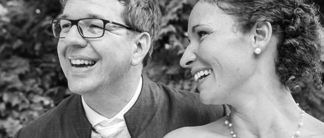 Hochzeitsfoto vom Fotografen Michael Kunz aus Freising