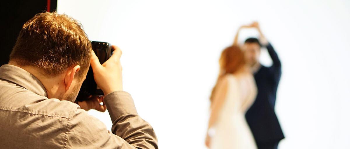 Fotoshooting im Fotostudio von People-Pictures