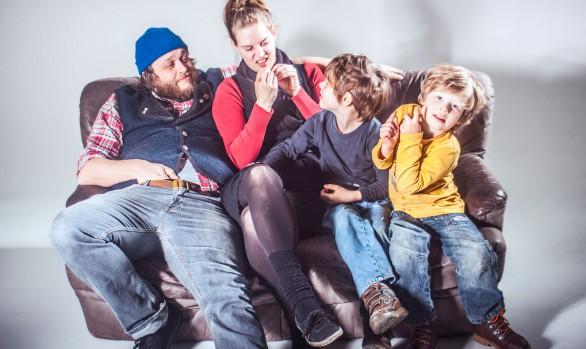 Familienfotos & Gruppenbilder