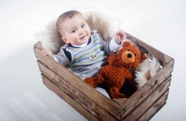 professionelle Kinderbilder und Babyfotos direkt vom Fotografen.