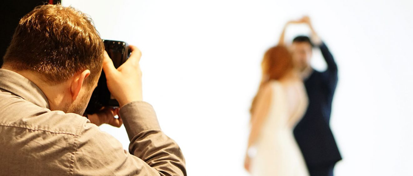Fotoshooting im Fotostudio München - Stiglamaierplatz