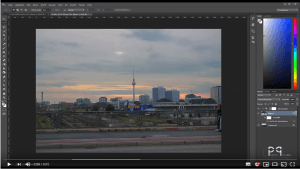 Adobe Photoshop Video Tutorial - HDR Look