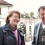 älteres Paar Doom