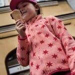 Das Mädchen und das Eis