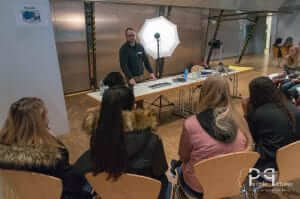 Berufetag 2017 Freising Luidpoldhalle - People-Pictures stellt den Beruf des Fotografen vor