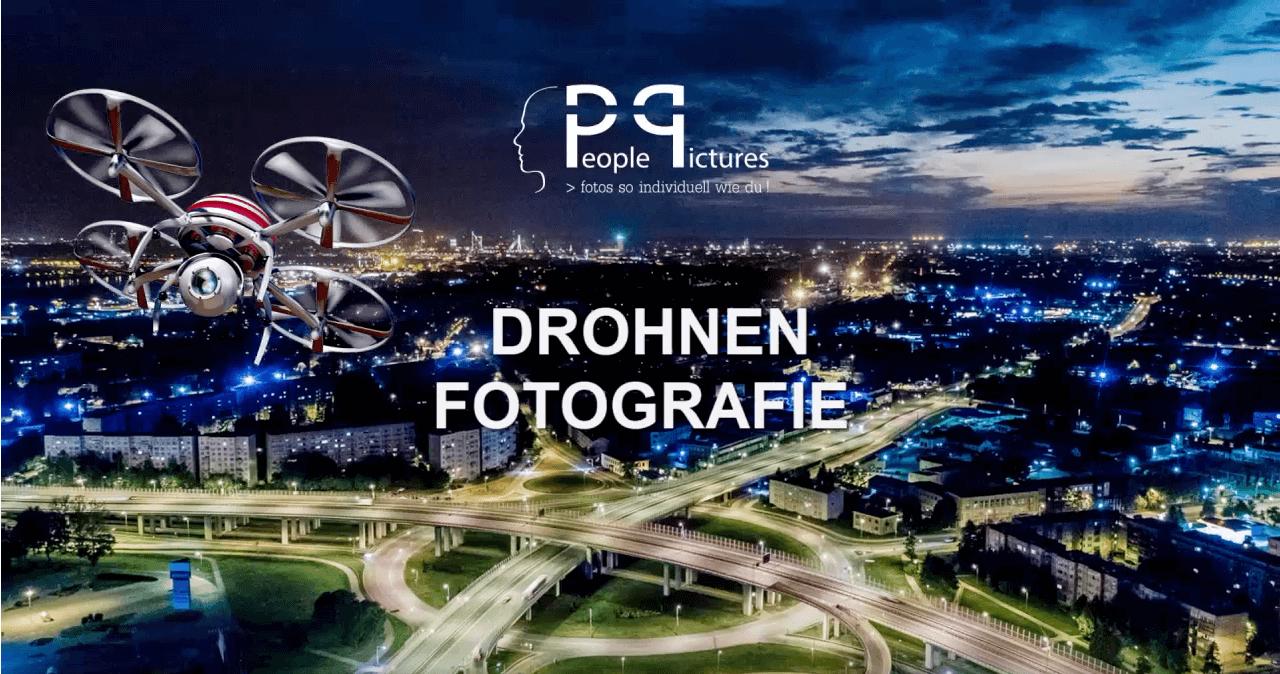 Drohnen Fotografie & Drohnen Aufnahmen - einmalige Persprektiven