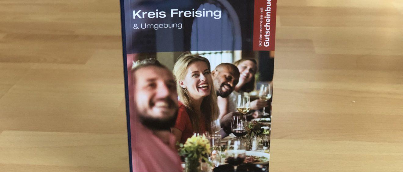 Gutscheinbuch 2019 - Freising und Umgebung mit 160 Gutscheinen